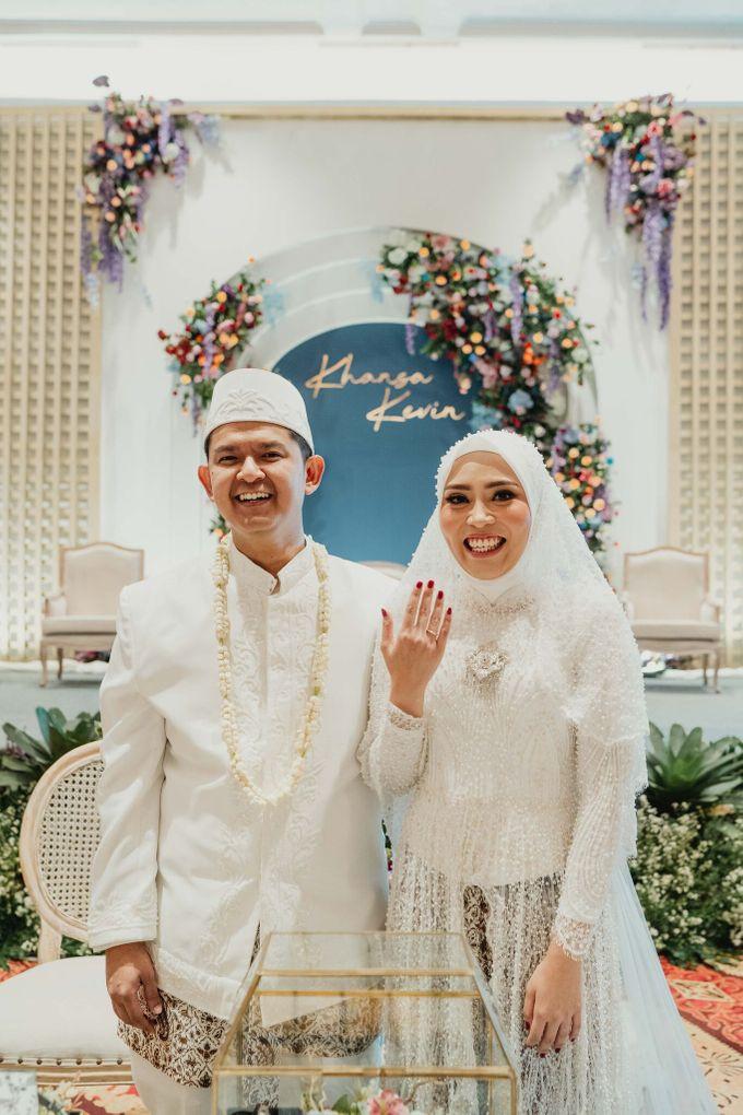 Khansa & Kevin by ProjectDEA Wedding Planner - 004