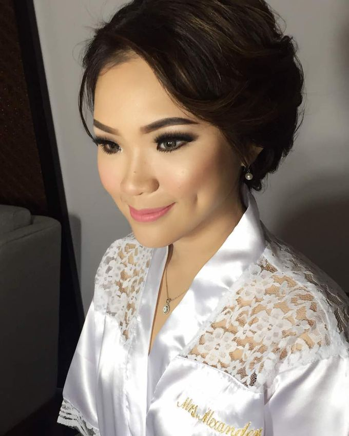 Make Up For Wedding by Lis Make Up - 024