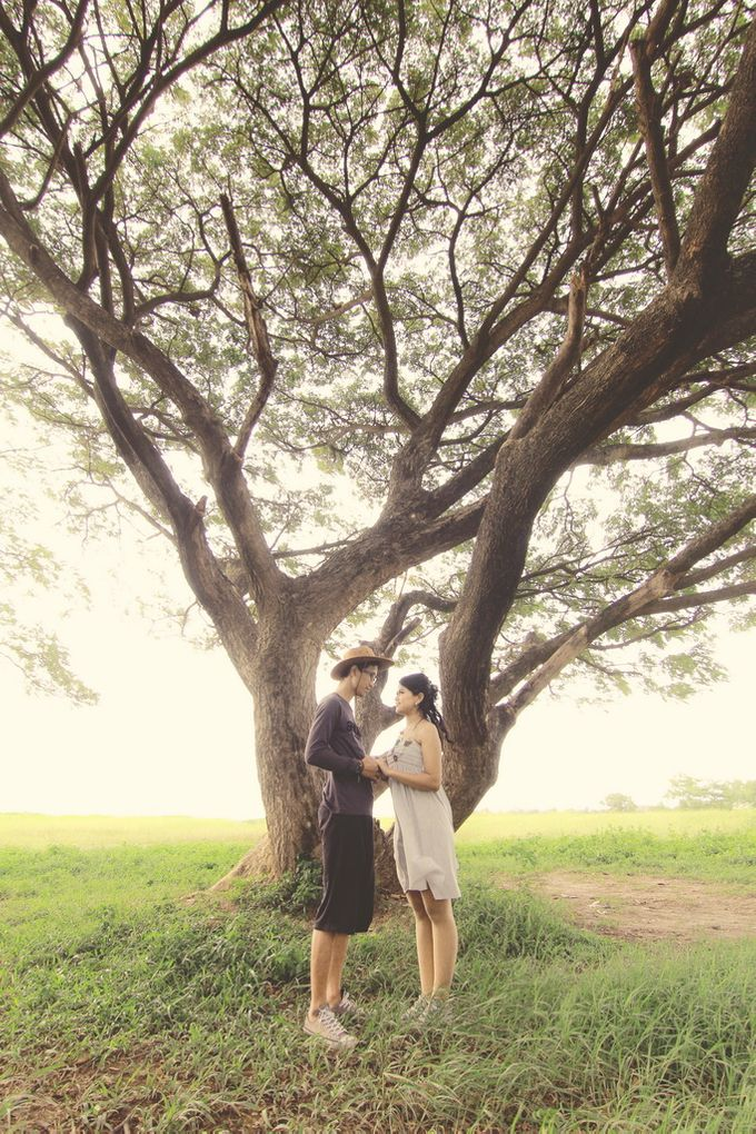Pre Wedding - Panji & Nia by Ennea Pictures - 008