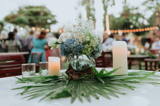 Bunga & David Wedding by Stories - 015