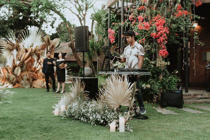 Bunga & David Wedding by Stories - 018