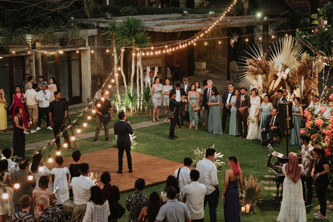 Bunga & David Wedding by Stories - 017