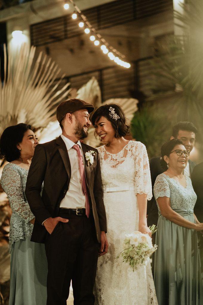 Bunga & David Wedding by Stories - 003
