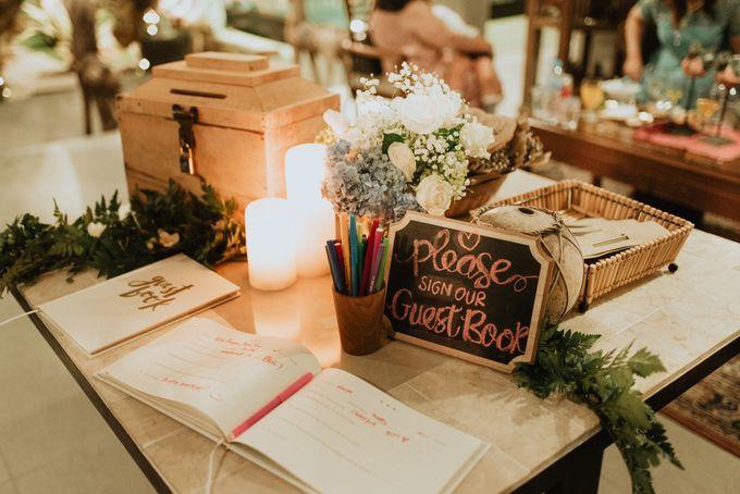 Bunga & David Wedding by Stories - 005