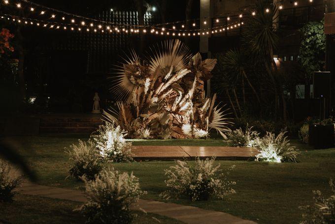 Bunga & David Wedding by Stories - 002