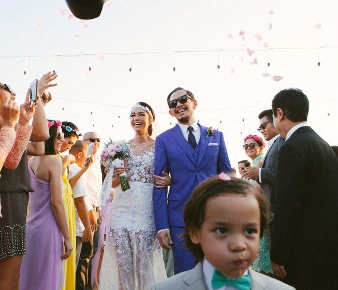 Intan Ayu & Olaf Wedding by Ray Aloysius Photography - 045