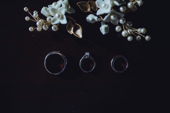 Rudy & Irene Wedding by One Heart Wedding - 035
