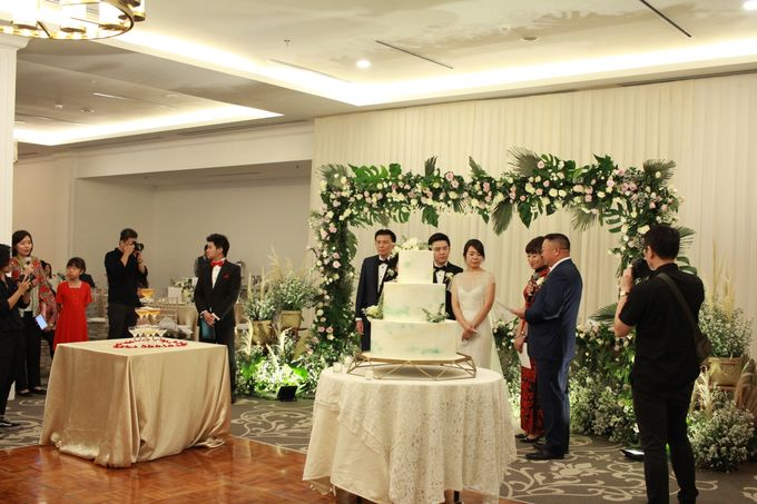 MC Wedding The Tribrata Dharmawangsa Hotel Jakarta - Anthony Stevven by Anthony Stevven - 018
