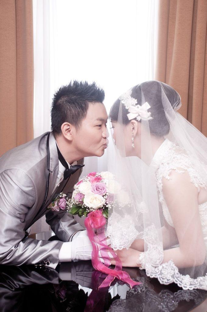 wedding day by Xin-Ai Bride - 045