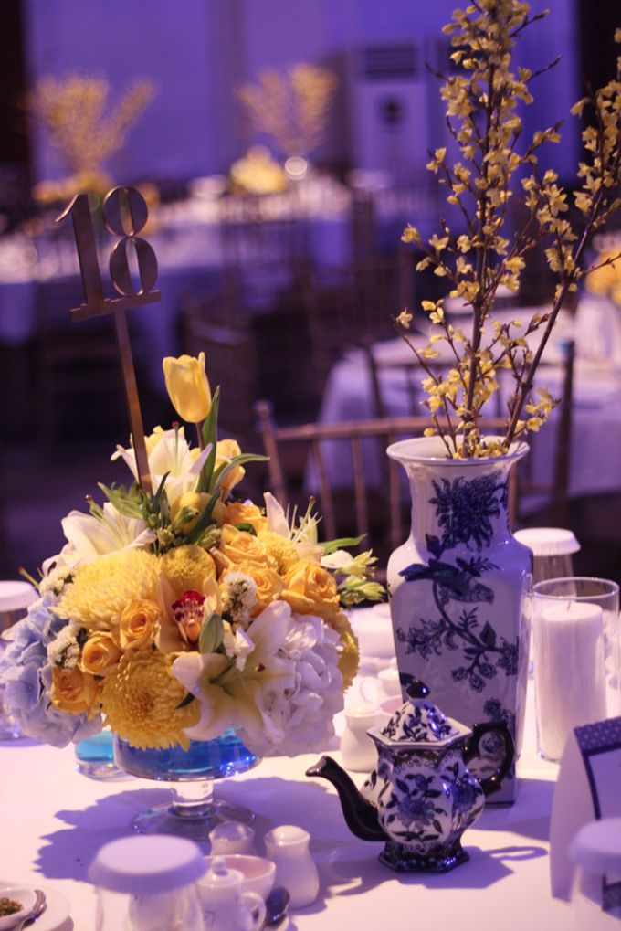 Chinoiserie Wedding by Pea and Pie - 009