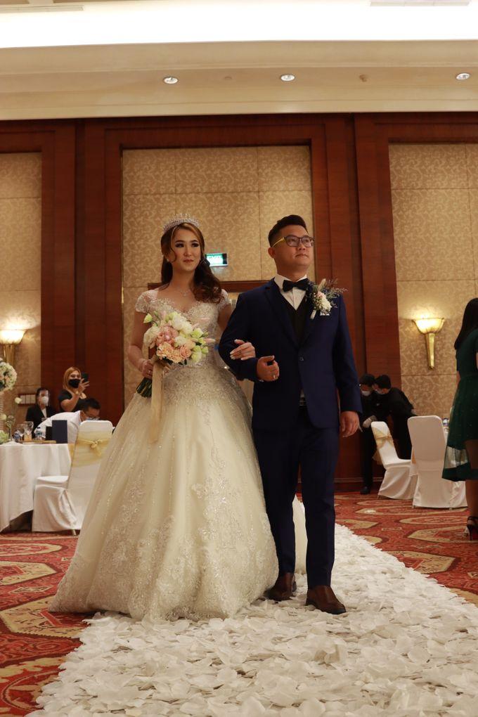 Entertainment Jazz Wedding JW Marriott Jakarta - Double V Entertainment by JW Marriott Hotel Jakarta - 029