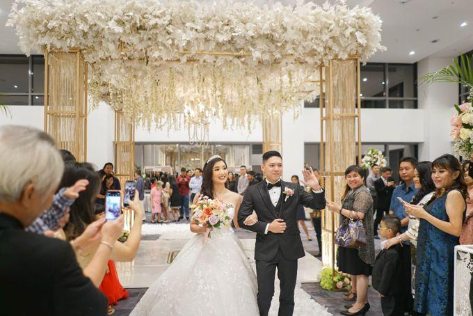 Wedding Of Daniel & Tirta by Ohana Enterprise - 039