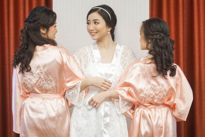 Wedding Of Daniel & Tirta by Ohana Enterprise - 012