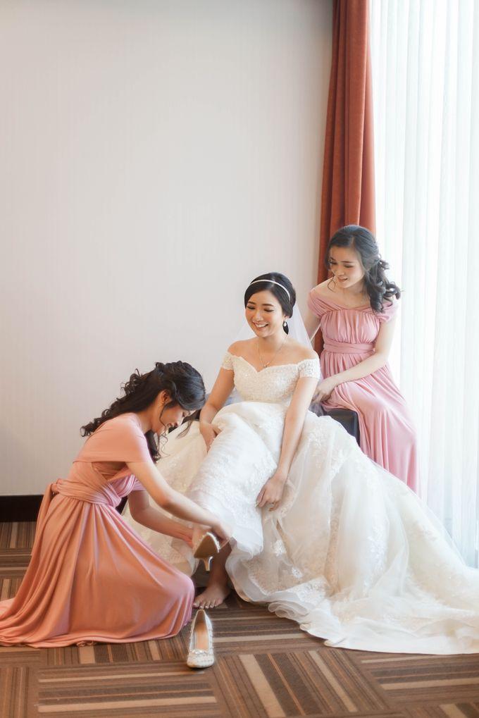 Wedding Of Daniel & Tirta by Ohana Enterprise - 015