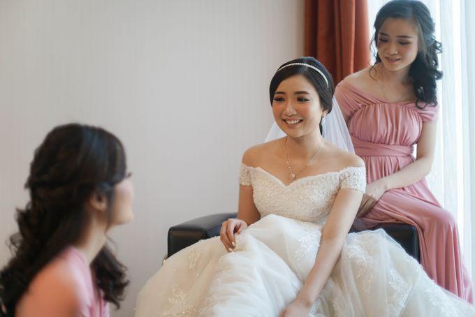 Wedding Of Daniel & Tirta by Ohana Enterprise - 017