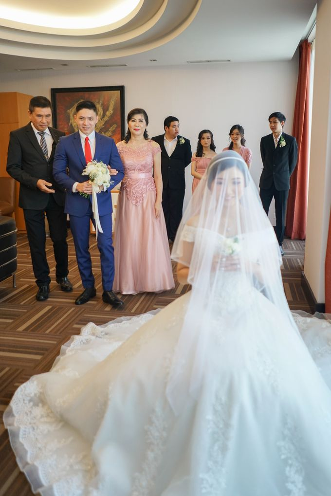 Wedding Of Daniel & Tirta by Ohana Enterprise - 019