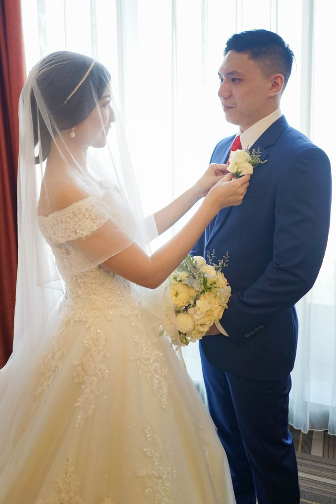 Wedding Of Daniel & Tirta by Ohana Enterprise - 021