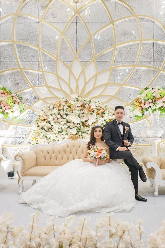 Wedding Of Daniel & Tirta by Ohana Enterprise - 031