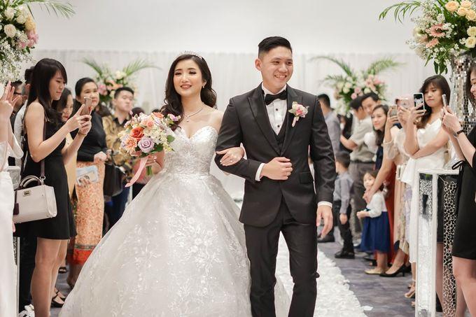Wedding Of Daniel & Tirta by Ohana Enterprise - 034