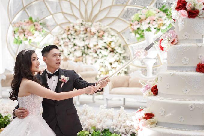 Wedding Of Daniel & Tirta by Ohana Enterprise - 035