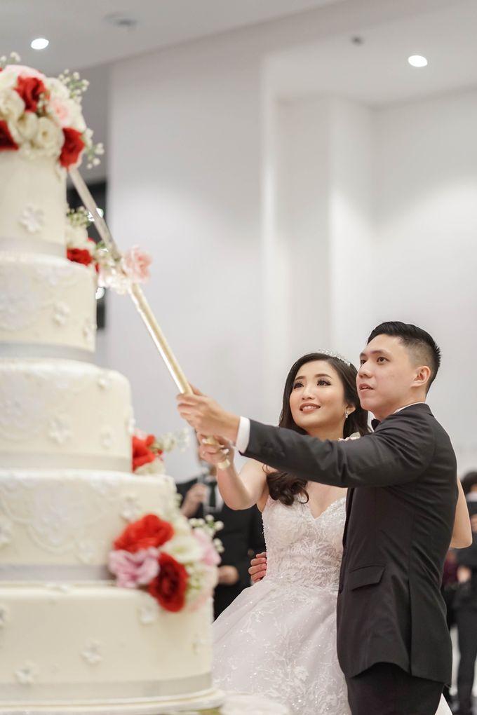 Wedding Of Daniel & Tirta by Ohana Enterprise - 036