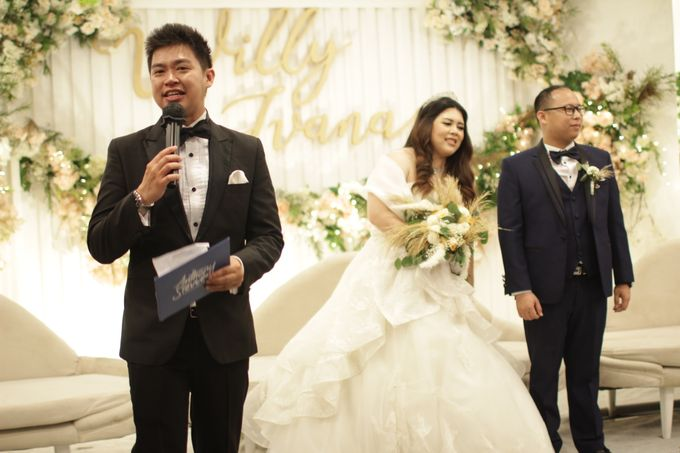 Mc Wedding christ cathedral Serpong - Anthony Stevven by Anthony Stevven - 016