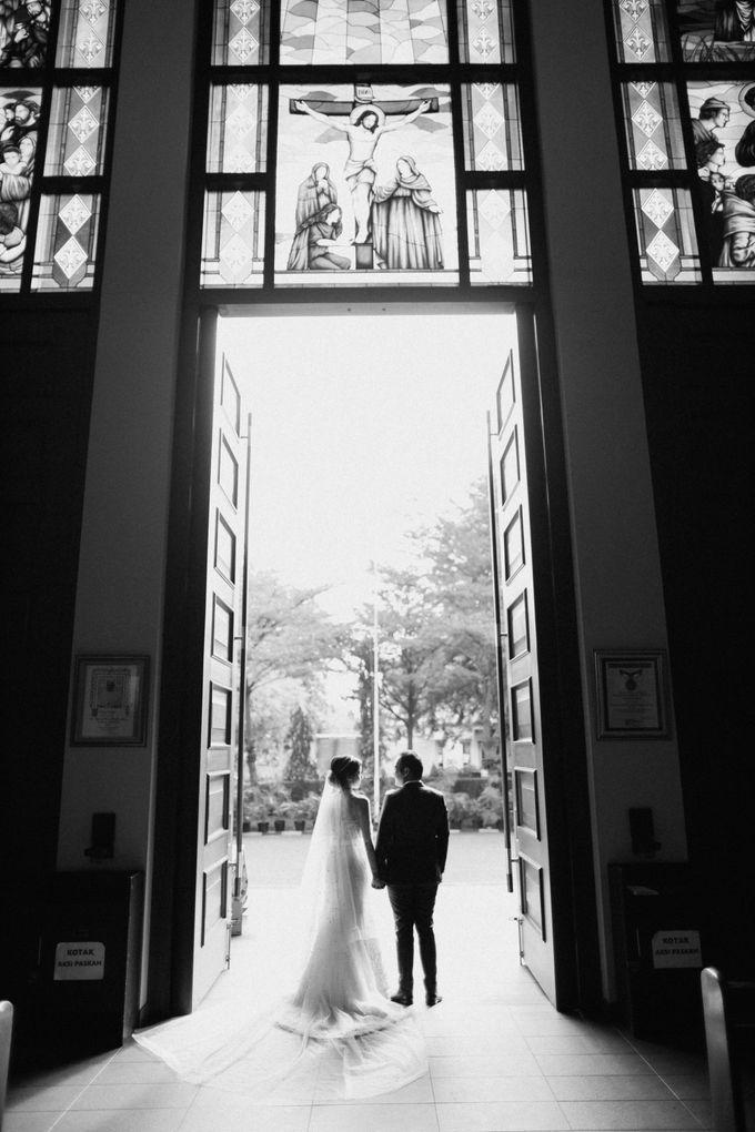 THE WEDDING OF DANNY & PRESILIA by Soko Wiyanto - 003