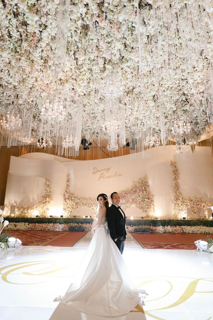The Wedding of Danny & Presilia by Soko Wiyanto - 002