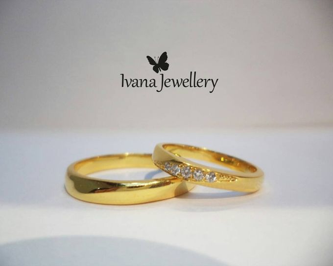 ETERNITY SOLITAIRE by Ivana Jewellery - 005