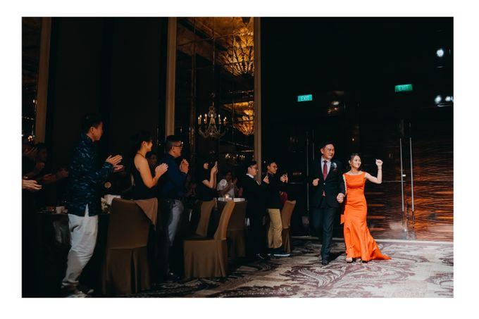 St Regis - Dale & Reanne by The St. Regis Singapore - 011