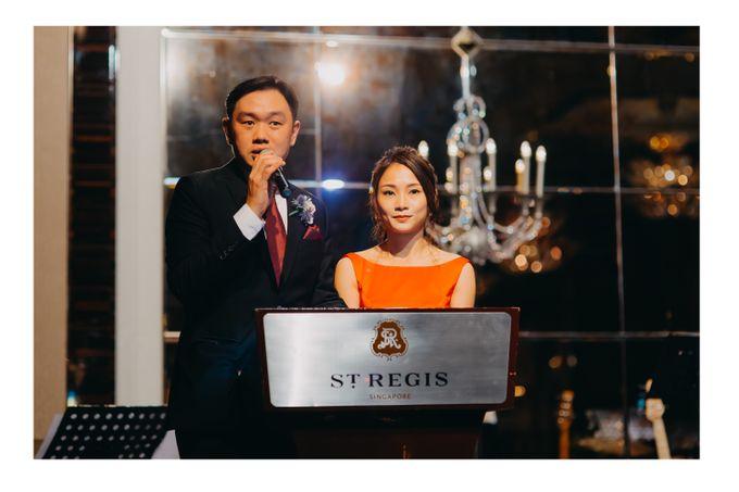 St Regis - Dale & Reanne by The St. Regis Singapore - 015