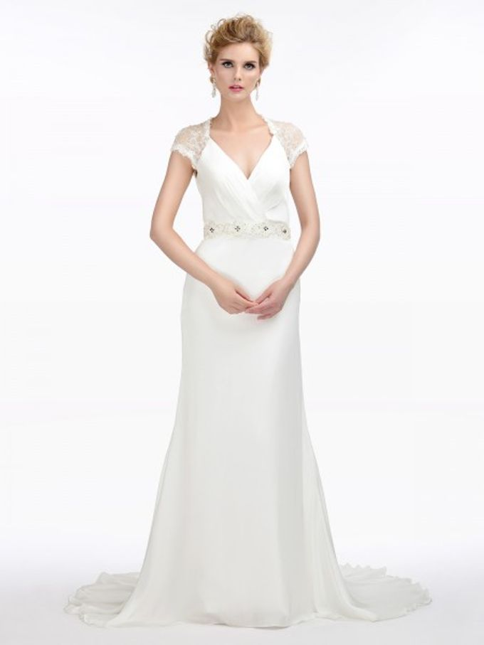 Brides Gown by AWEI Bridal - 002
