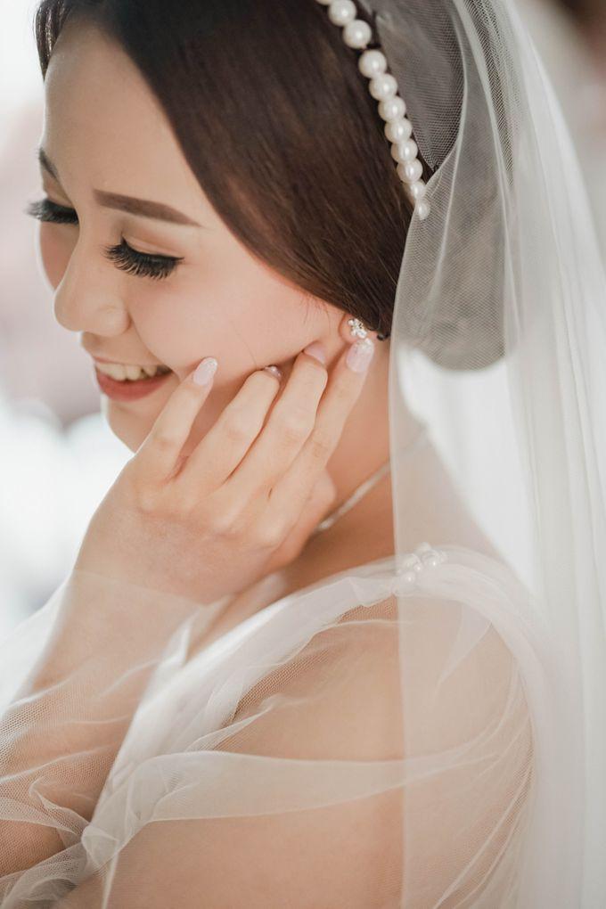 The Wedding Of Grady & Kezia by delazta wedding coordinator - 015
