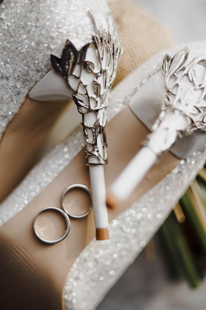 The Wedding Of Grady & Kezia by delazta wedding coordinator - 004
