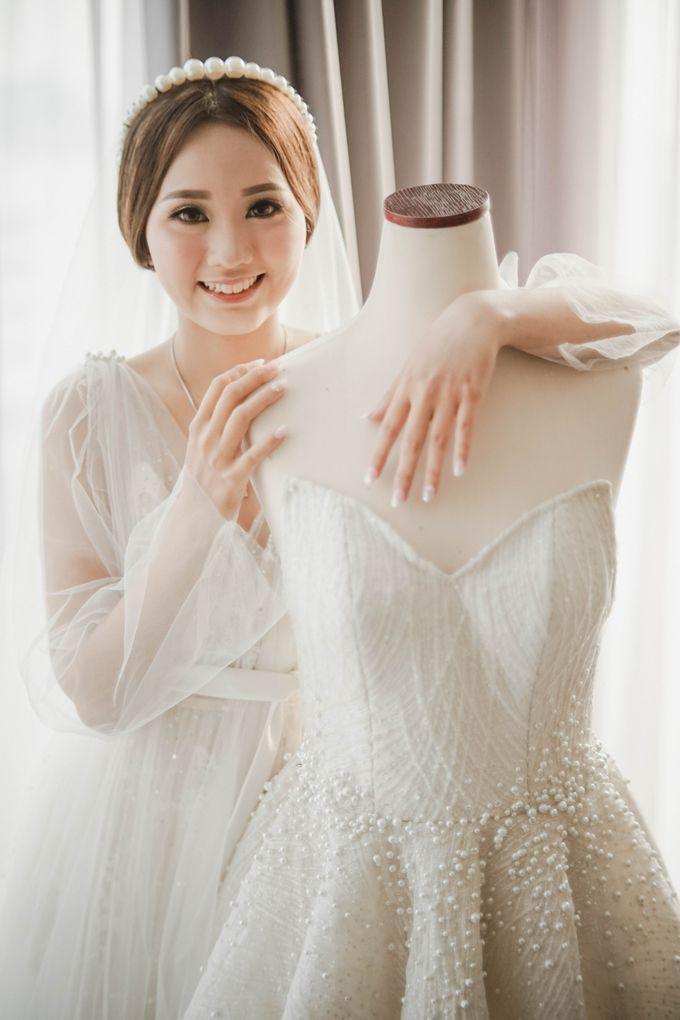 The Wedding Of Grady & Kezia by delazta wedding coordinator - 009