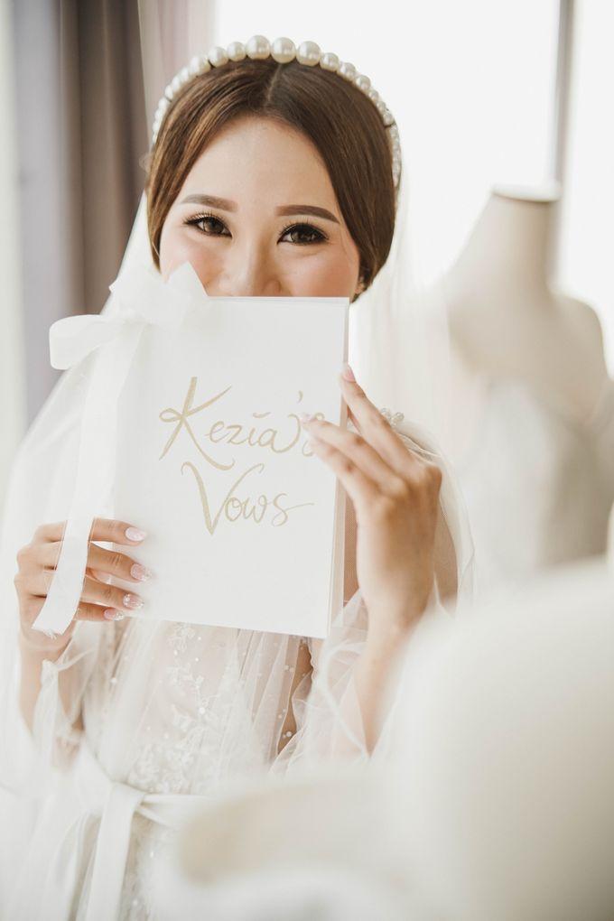 The Wedding Of Grady & Kezia by delazta wedding coordinator - 006