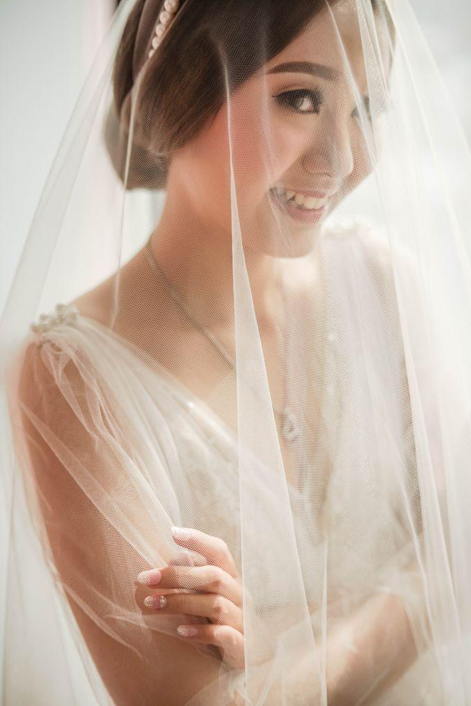 The Wedding Of Grady & Kezia by delazta wedding coordinator - 020