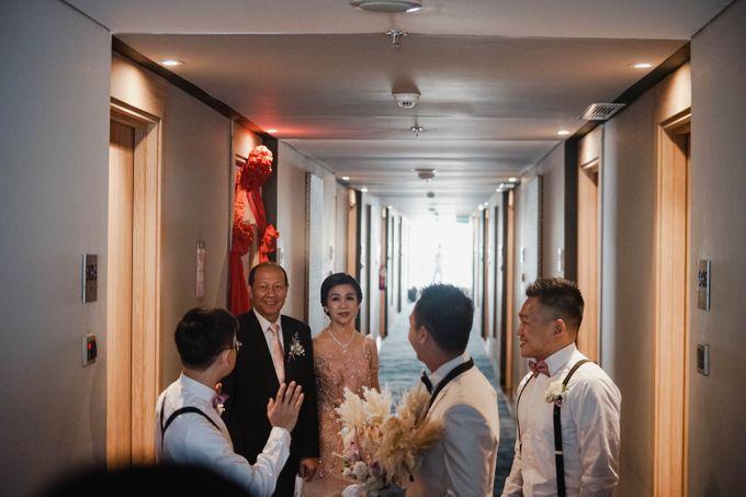 The Wedding Of Grady & Kezia by delazta wedding coordinator - 022