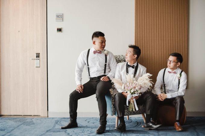 The Wedding Of Grady & Kezia by delazta wedding coordinator - 012