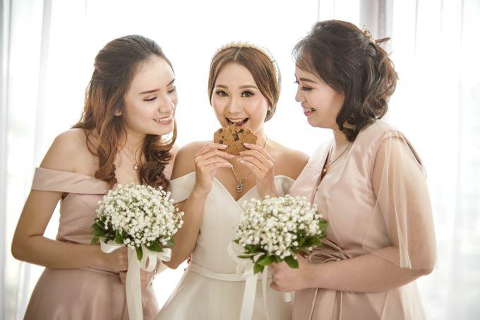 The Wedding Of Grady & Kezia by delazta wedding coordinator - 003