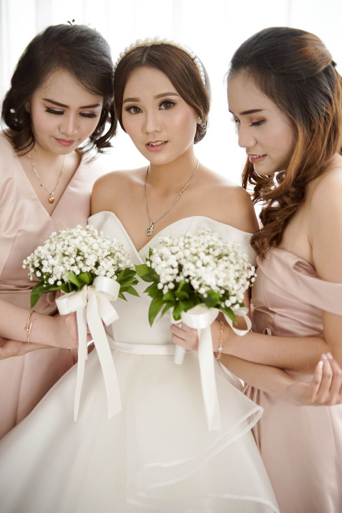 The Wedding Of Grady & Kezia by delazta wedding coordinator - 014