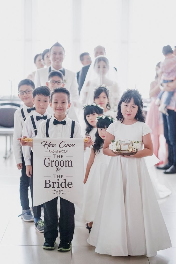 The Wedding Of Grady & Kezia by delazta wedding coordinator - 002