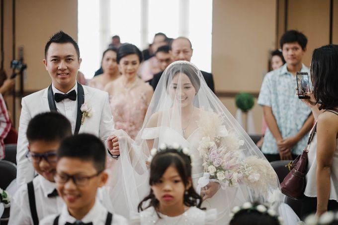 The Wedding Of Grady & Kezia by delazta wedding coordinator - 013