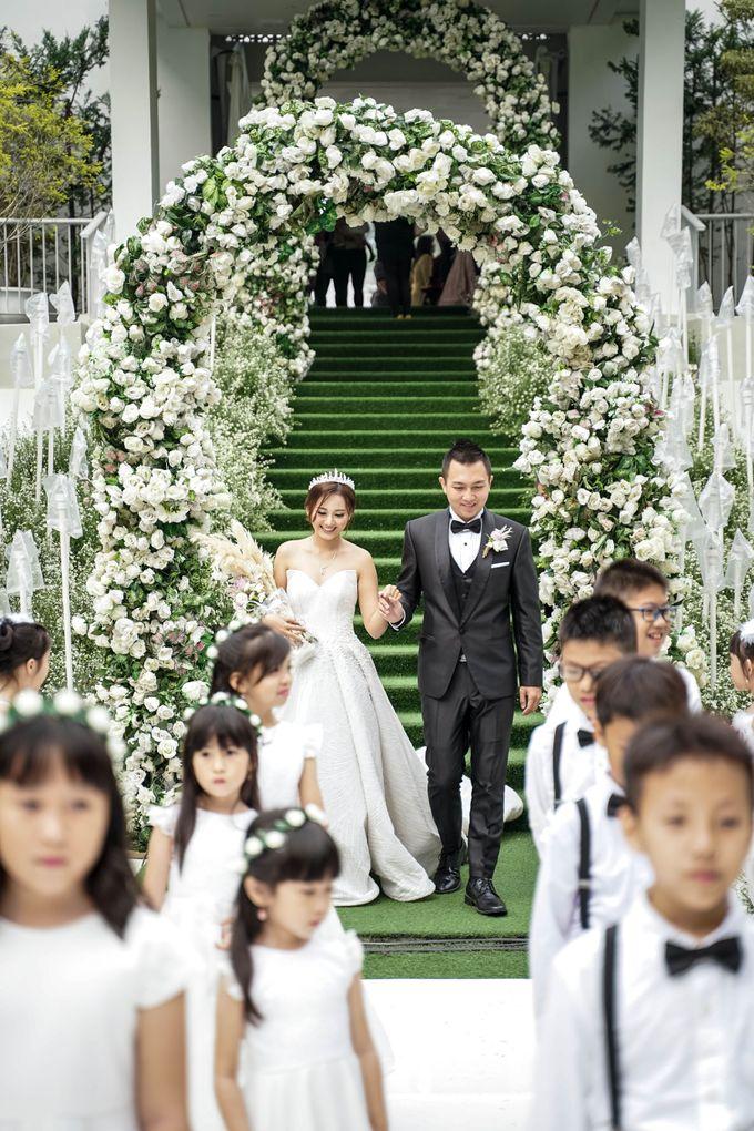 Grady & Kezia Wedding Decoration by Valentine Wedding Decoration - 026