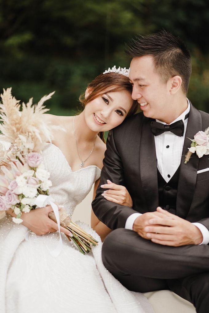 The Wedding Of Grady & Kezia by delazta wedding coordinator - 011