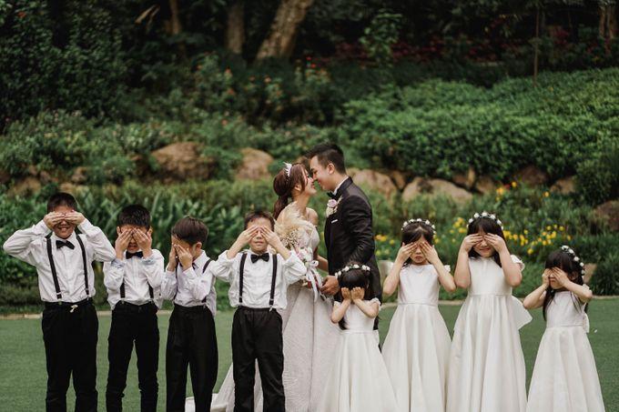 The Wedding Of Grady & Kezia by delazta wedding coordinator - 017