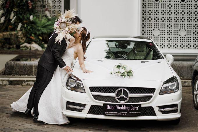 The Wedding Of Grady & Kezia by delazta wedding coordinator - 016