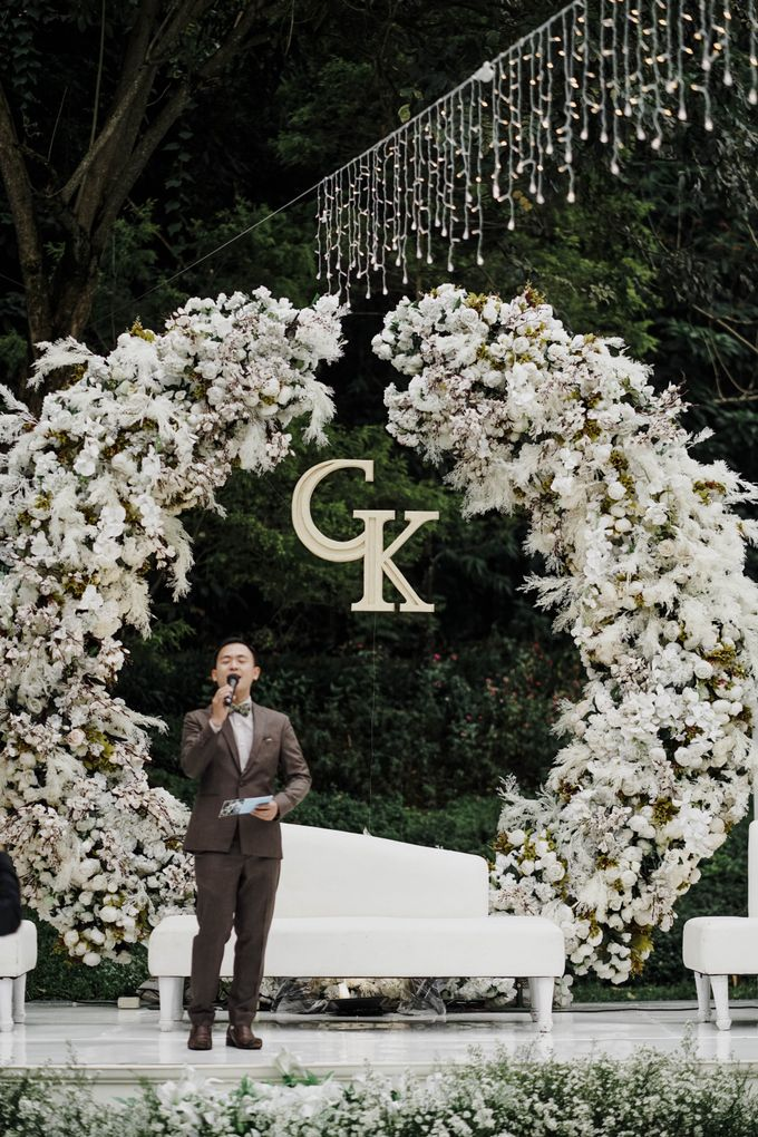 Grady & Kezia Wedding Decoration by Valentine Wedding Decoration - 027