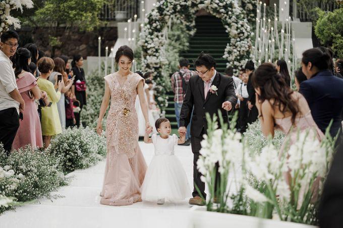The Wedding Of Grady & Kezia by delazta wedding coordinator - 024