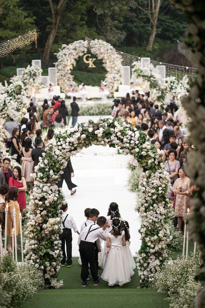 Grady & Kezia Wedding Decoration by Valentine Wedding Decoration - 032